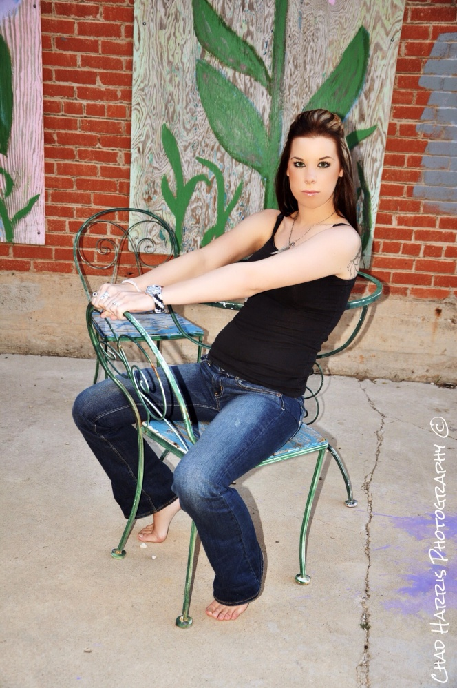 Megan Ashley 12-29-11 Photo Shoot
